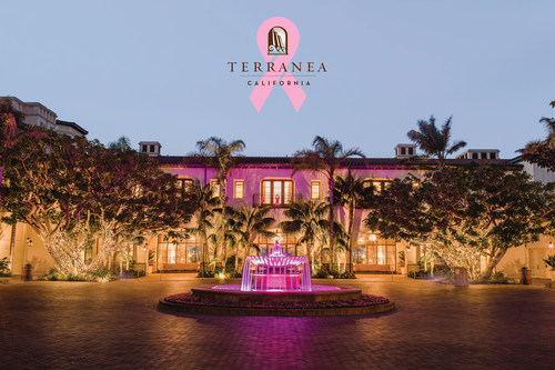 Terranea Resort Turns Pink in Honor of National Breast Cancer Awareness Month