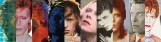 David Bowie composite - Photo Credit: (c) Jones/Tintoretto Entertainment Company LLC.