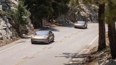Lucid Group announced that the Lucid Air Dream Edition Range has received an official EPA rating of 520 miles of range, making it the longest-range electric vehicle ever rated by the EPA, delivering at least 100+ miles of additional range over its closest competitor.