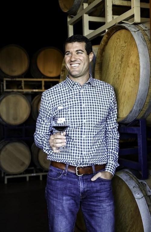 Director of Winemaking & Vineyards, Greg Urmini *Photo credit: Emily Krouse