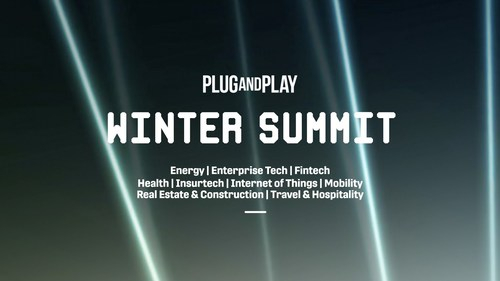 Plug and Play announces the startups selected for their Winter 2021 Batches.