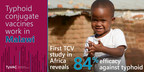 First Efficacy Results from Africa find Typhoid Vaccine to offer...