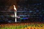 Se celebran los 14.° Juegos Nacionales en Xi'an, la ciudad...