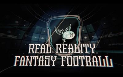 Season 1 logo for Real Reality Fantasy Football