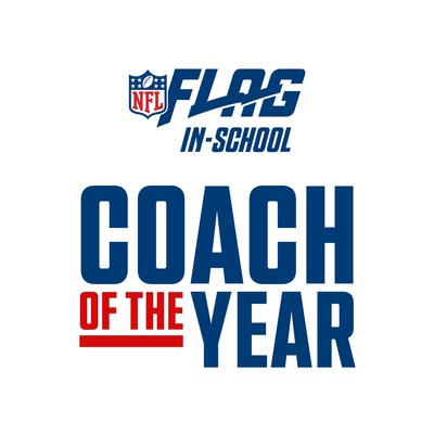 NFL FLAG In-School Coach of the Year nominations open