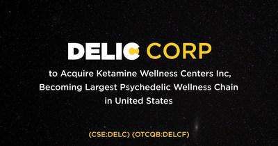 Logo (CNW Group/Delic Holdings Inc.)