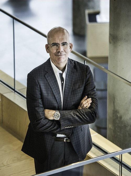 Bryan Trubey, FAIA, renowned architect known for designing iconic sports and entertainment venues around the world, joins Overland Partners to launch Overland's Dallas design practice with a team of the design industry's most talented creatives. Photo courtesy of Overland Partners Architects.