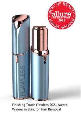 Finishing Touch Flawless: Allure 2021 Award Winner in Skin, for Hair Removal