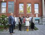 Le nouveau toponyme de la bibliothèque Réjean-Ducharme est inaugurée