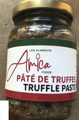 Pâté de truffes (Groupe CNW/Ministère de l'Agriculture, des Pêcheries et de l'Alimentation)