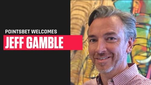 Jeff Gamble joins PointsBet
