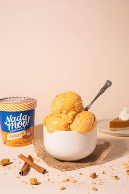 NadaMoo! Brings Dairy Free Pumpkin Pie Ice Cream to your Seasonal Dessert Rotation