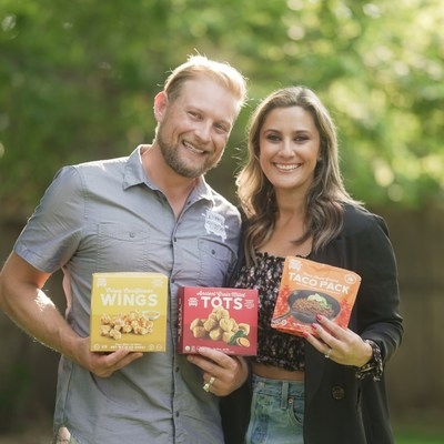 Founders Ryan (Chef Ko) & Lindsey Cunningham