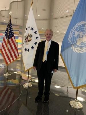 Sim Farar, United Nations 2021