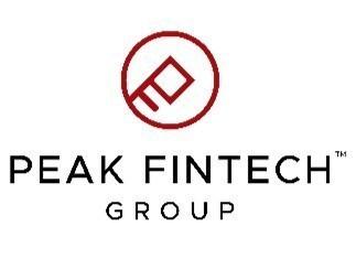 Logo Peak Fintech Group Inc. (CNW Group/Peak Fintech Group Inc.)