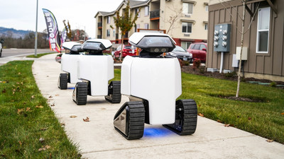 Daxbot: Robots that we like.