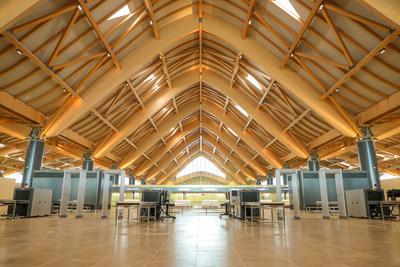 The Clark International Airport in Pampanga (PRNewsfoto/Philippines Department of Tourism)