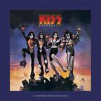 Rock Icons KISS Celebrate Multi-Platinum Destroyer Album...