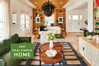 REAL SIMPLE Unveils Fourth Annual REAL SIMPLE HOME in Westfield,