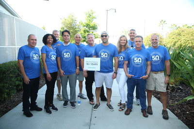 BST Global, a Tampa-based ERP solution provider, marks its 50th anniversary with a commemorative campaign celebrating the people, culture and business philosophy behind the company's success.