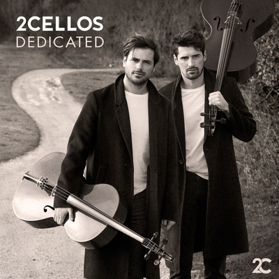 2CELLOS - New Album, Dedicated, Available Everywhere Now