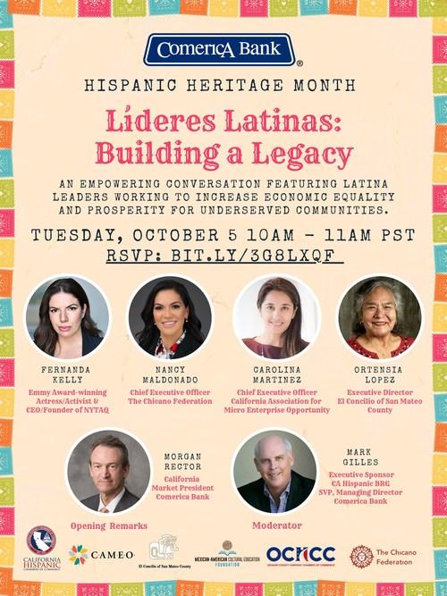 Lideres Latinas: Building a Legacy