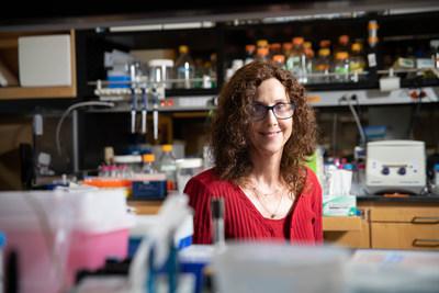 Pamela J. Björkman (Credit: Lance Hayashida/Caltech)
