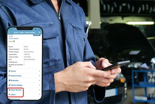 Battery replacement has never been simpler, thanks to Exide Technologies' upgraded Battery Finder tool. From the moment the vehicle enters and leaves the workshop, mechanics have the most accurate information in the palm of their hand to ensure a professional job.