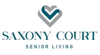 Saxony Court Senior Living Logo