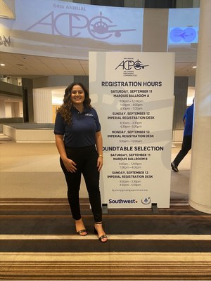 Mariah Martinez, sales and aviation expert joins the Miami office - Sobel Network Shipping Co