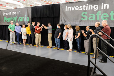 MSA Safety Cuts Ribbon on New Cranberry Township Manufacturing Facility