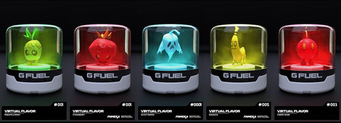 G FUEL, The Official Energy Drink of Esports®, teamed up with FN Meka, the world's first artificial intelligence-powered robot rapper, to host an NFT giveaway on FN Meka's Tiktok today through October 1st. Fans in the United States ages 18 and over can enter to win any one of the following G FUEL NFT flavors: Pineapple Penny, Strawberry Mon, Banadog, and Cherry Bomb. Visit gfuel.ly/nft-giveaway-rules for official giveaway rules.
