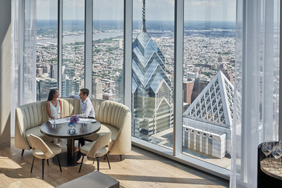 Four Seasons Hotels and Resorts welcome guests to experience new urban getaway offerings designed with couples in mind.