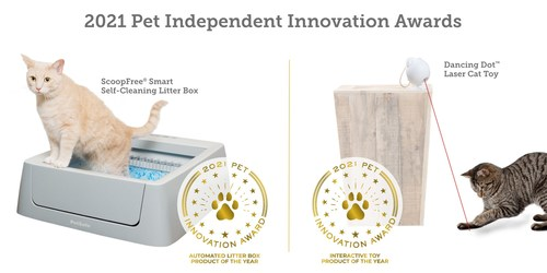 With more than 1,250 nominations coming in from all over the world for the 2021 Pet Independent Innovation Awards, the products were assessed on innovation, performance, ease of use, functionality, impact, value and more.