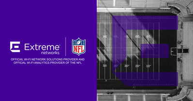 Extreme Networks and NFL Extend Partnership Through 2024