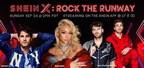 SHEIN anuncia SHEIN X ROCK THE RUNWAY apresentando a coleção FW2021