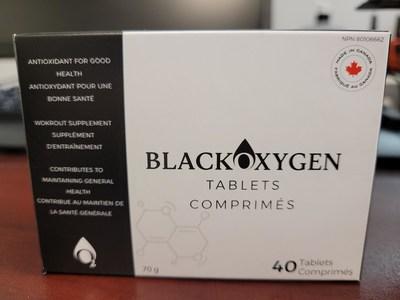 BlackOxygen Organics rappelle des comprimés et de la poudre d'acide fulvique en raison de risques éventuels pour la santé (Groupe CNW/Santé Canada)