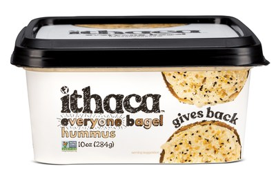 Taste Good, Do Good: Ithaca Introduces New Hummus for Everyone