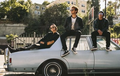 Northern California alternative pop-punk trio Stratejacket —Jackson Roemers (lead vocals/guitar), Fabian Angel (vocals/bass) and Nate Mangold (drums) —are excited to announce their singing with EDGEOUT Records.
