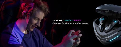 EKSA® GT1 Cobra True Wireless Gaming Earbuds