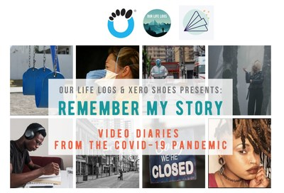 Our Life Logs - Remember My Story Video Diaries (PRNewsfoto/Our Life Logs)