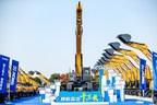 Escavadeira da XCMG registra produção cumulativa e vendas de 200.000 unidades