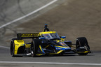 Herta lleva a Honda a la primera posición de salida en Laguna Seca