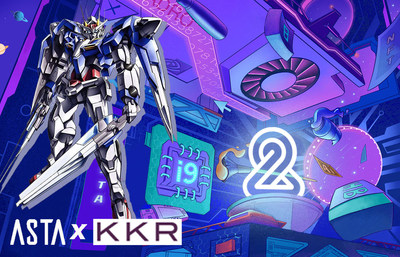 KKR invested in the seed round of Japanese ACG Metaverse Project Asta Network