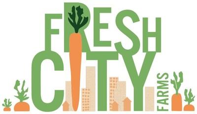 Fresh City Farms Inc. Logo (CNW Group/Fresh City Farms Inc.)