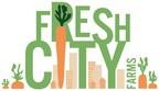 新鲜的城市农场提高了影响资本,扩大服务和规模可持续食品选择更健康的社区