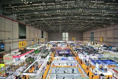 La cuarta Exposición Internacional de Importaciones de China (CIIE), la exposición de importaciones más grande del mundo, seguirá siendo un gran escenario para los últimos productos, tecnologías y servicios del mundo. (PRNewsfoto/The CIIE Bureau)