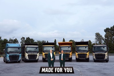 Volvo Trucks India has launched 6 heavy-duty trucks under the FM and FMX range in India