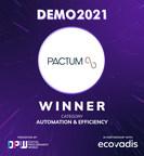 Pactum, créateur de la technologie de négociation autonome,...