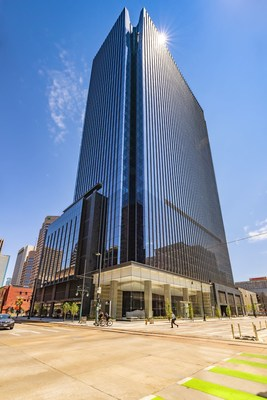 Block 162 is the first building in Denver to install TK Elevator's touchless AGILE mobile technology.